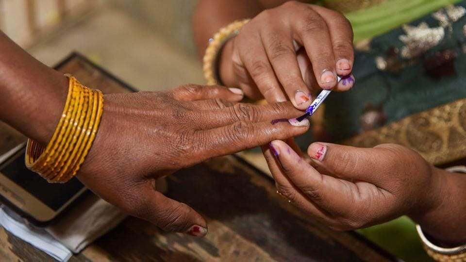 lok sabha elections 2019,lok sabha polls in delhi,voting in delhi