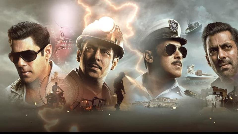 Salman Khan's Looks Reflect His Journey Spanning 60-Year — Bharat Motion Poster