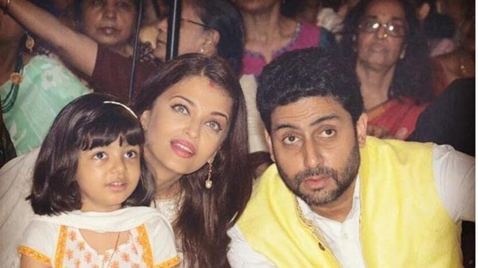 Aishwarya Rai Bachchan and Abhishek celebrate their 12th anniversary on Saturday.