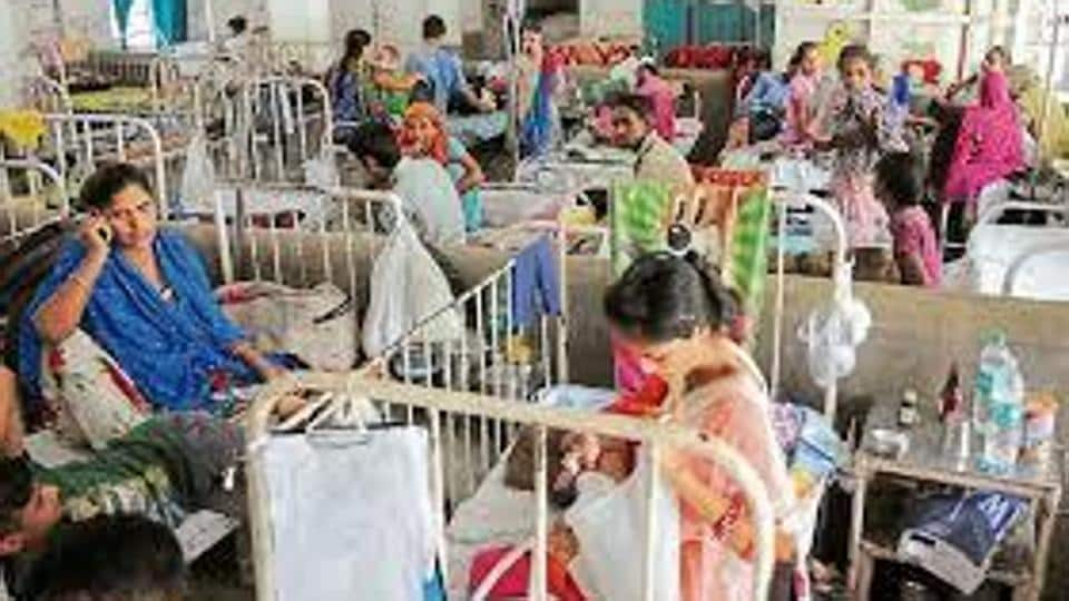 Free tests, medicines, separate OPD at district government hospitals in Punjab