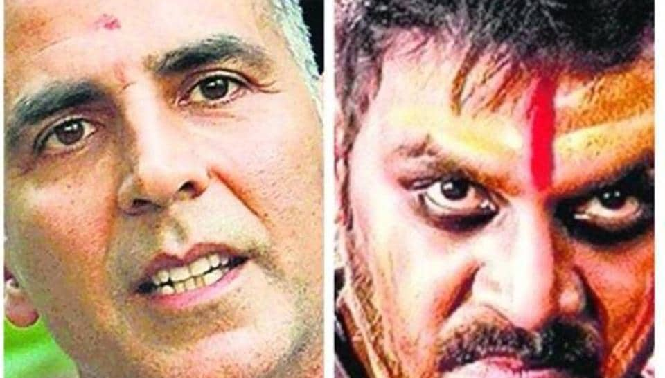 Akshay Kumar plays lead role in Hindi remake of Kanchana 2