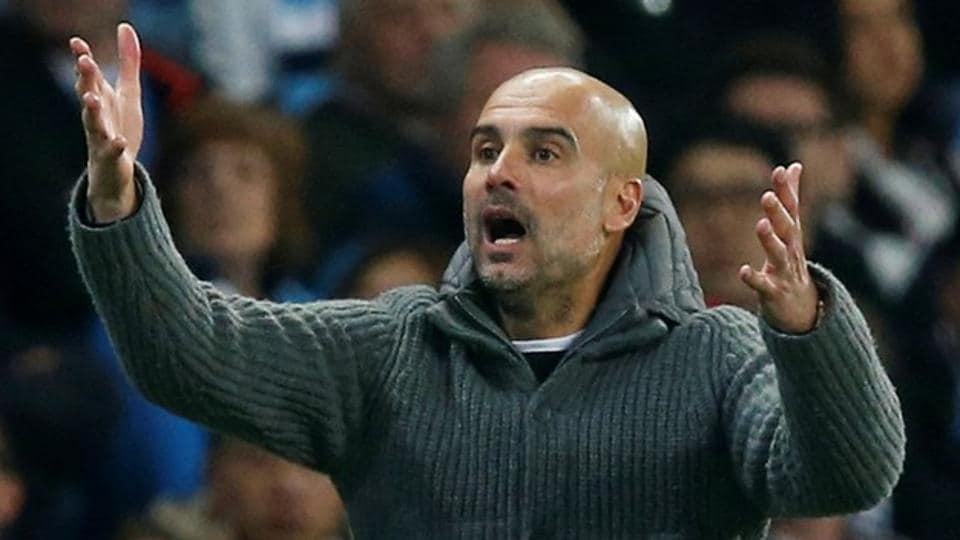 Pep Guardiola,Manchester City,Champions League