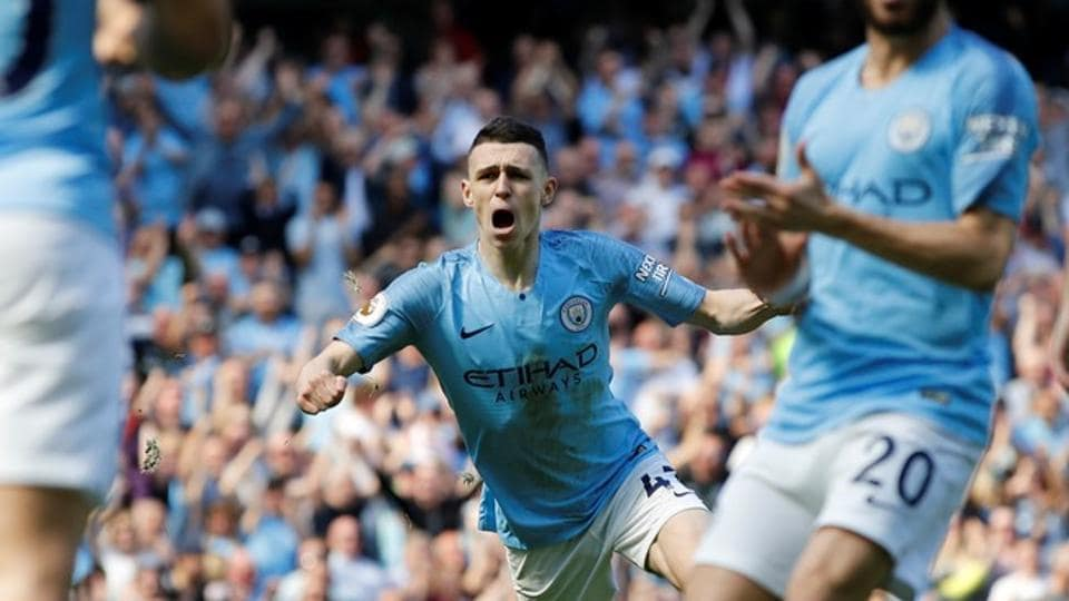 Premier League: Manchester City back on top after tense win over Spurs | football