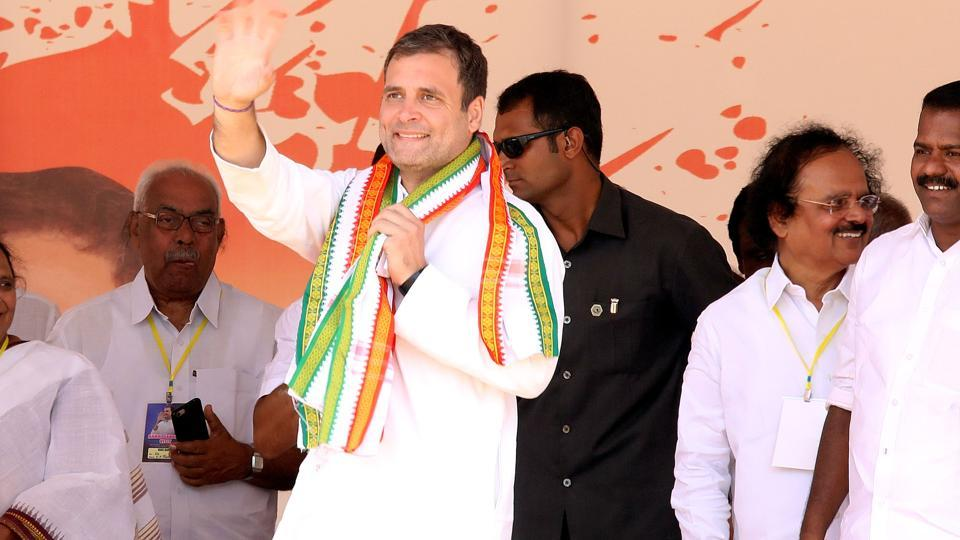 Congress president Rahul Gandhi will also contest from Wayanad, in addition to Amethi.