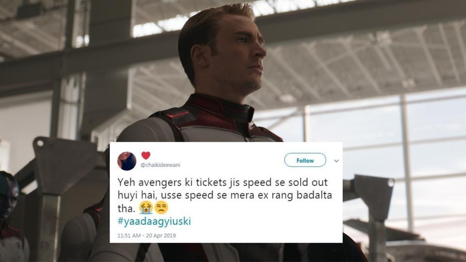 Avengers Endgame,Avengers Endgame Tickets,Avengers Endgame Tickets India