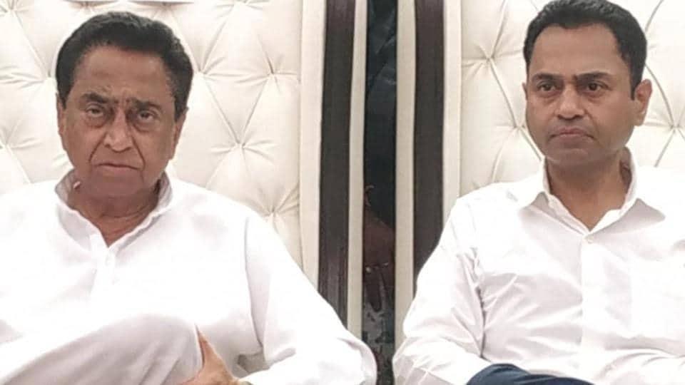 Madhya Pradesh Chief Minister Kamal Nath's son Nakul Nath has been made party candidate from Chhindwara Lok Sabha seat.
