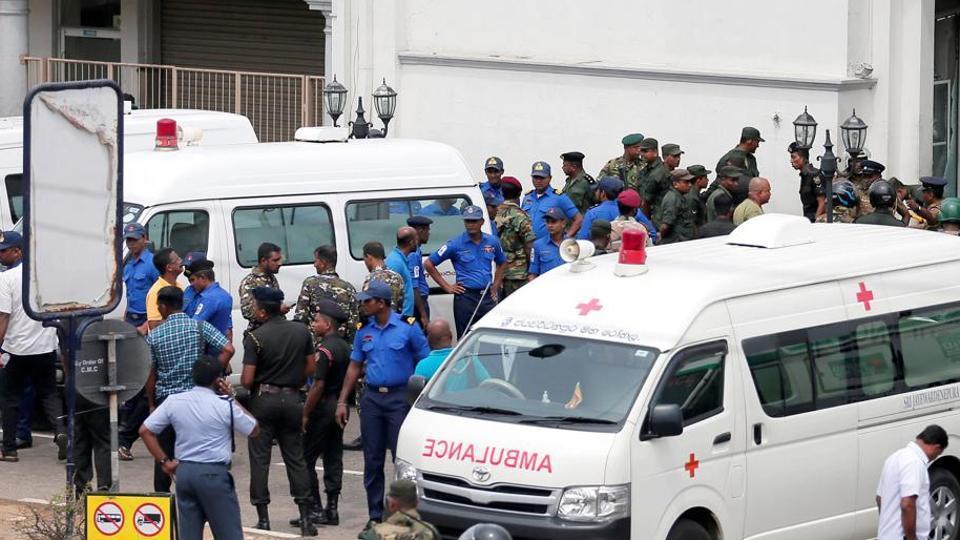 India,Sri Lanka,serial blasts