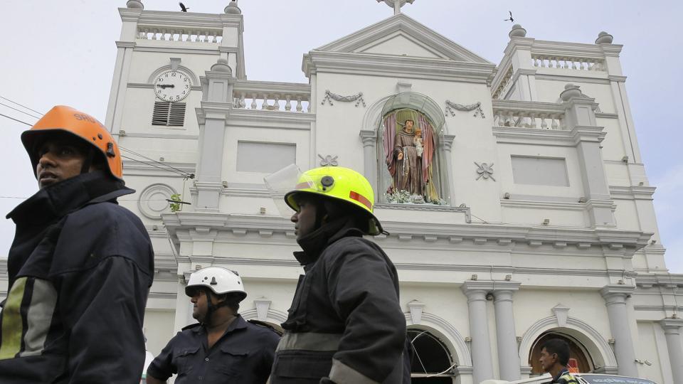 Sri Lanka,Sri Lanka police,Easter blasts