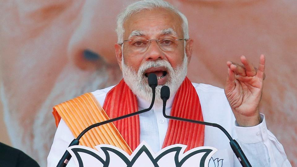 Narendra Modi,PM Modi,Abhinandan Varthaman