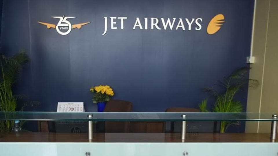 Senior executives of grounded Jet Airways met the Union finance minister Arun Jaitley on Friday and requested him to direct the banks to release at least one month's salary.