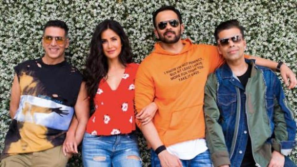 Katrina Kaif confirmed for Akshay Kumar's Sooryavanshi, set to join Rohit Shetty's cop universe. See pic