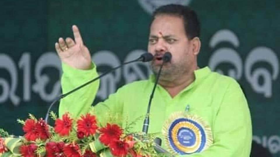BJD candidate,Pradeep Maharathy,Election Commission