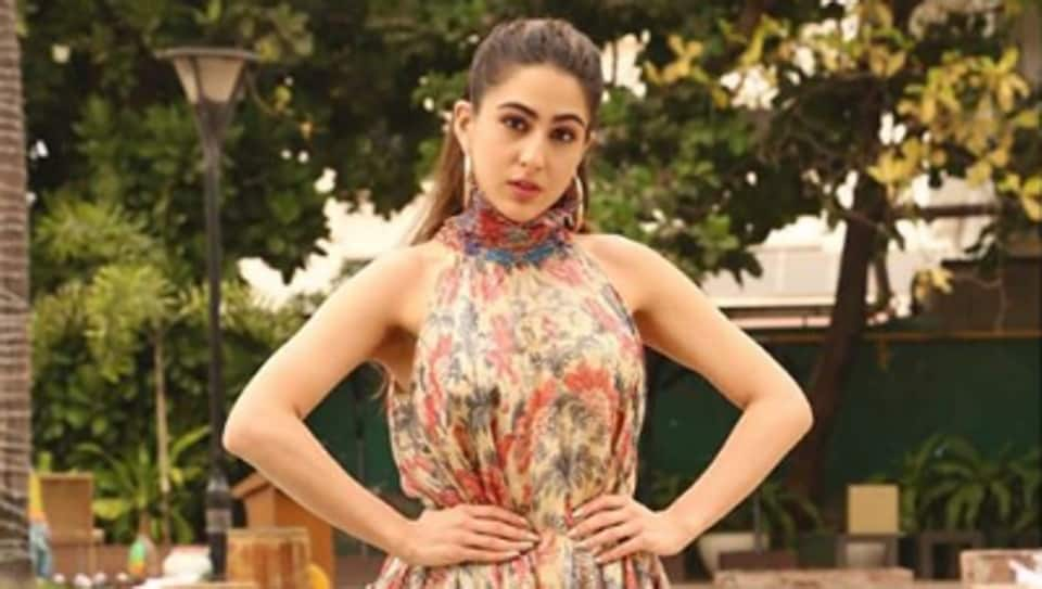 Sara Ali Khan's style is the ideal mix of  traditional wear and contemporary patterns.