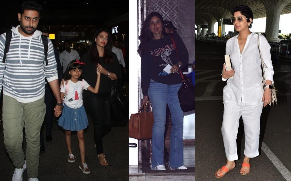Aishwarya Rai,Abhishek Bachchan,Kareena Kapoor