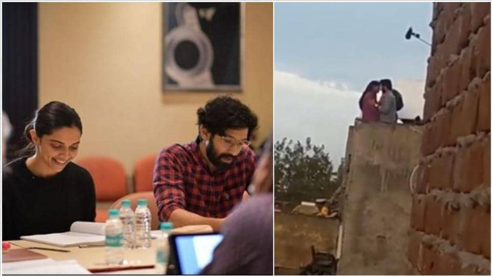 Deepika Padukone and Vikrant Massey recently wrapped up the Delhi shoot schedule for Chhapaak.