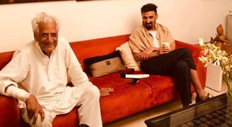 Rahul Dev and Mukul Dev's father dies at 91, Shah Rukh Khan