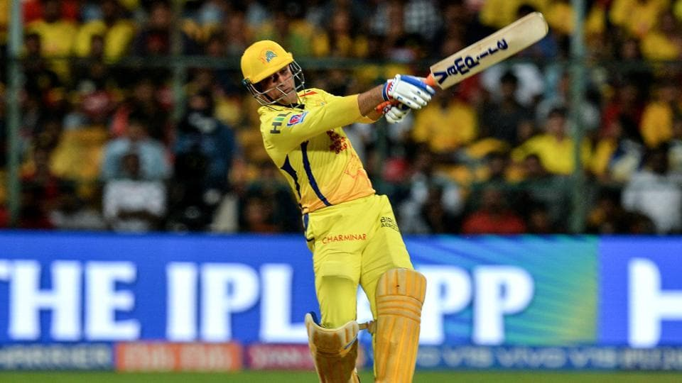 IPL 2019: MS Dhoni scripts twin IPL records after epic knock