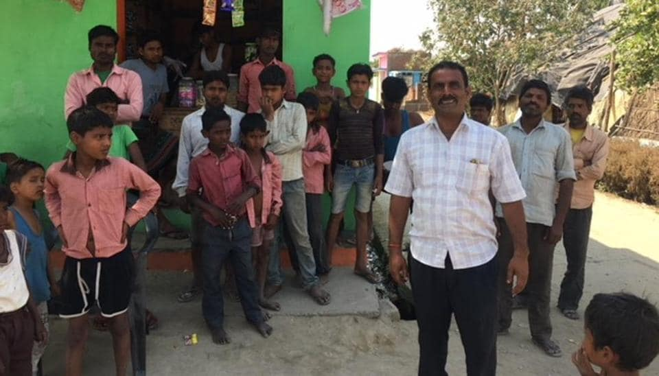 People of Maitha Saidullaganj village, located at the edge of PTR, are forced to stay indoors after sunset fearing tiger attack.
