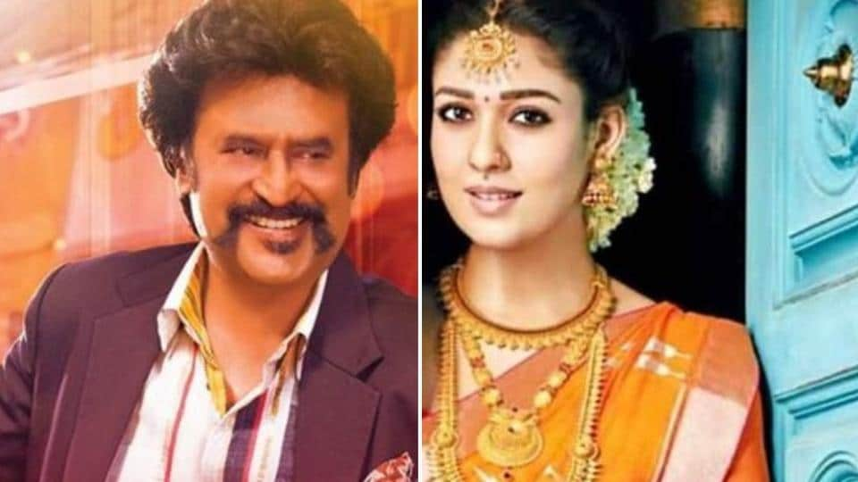 After Chandramukhi and Kuselan, Darbar will mark the third time Nayanthara and Rajinikanth will be working together.