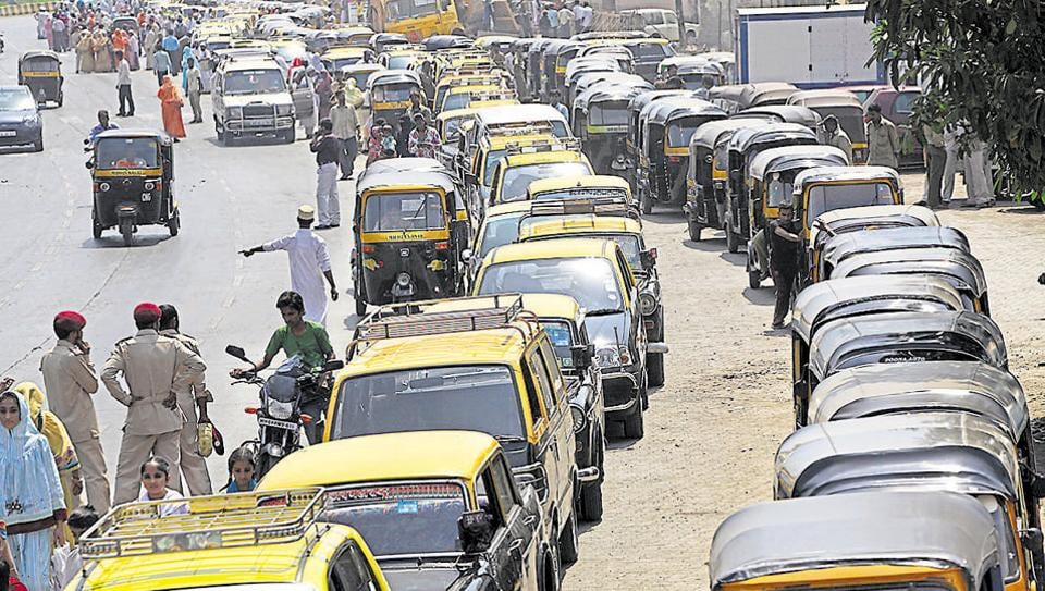 The suburban district collector has asked for 2,985 vehicles, including 1,466 taxis, 1,434 buses, and 85 trucks.