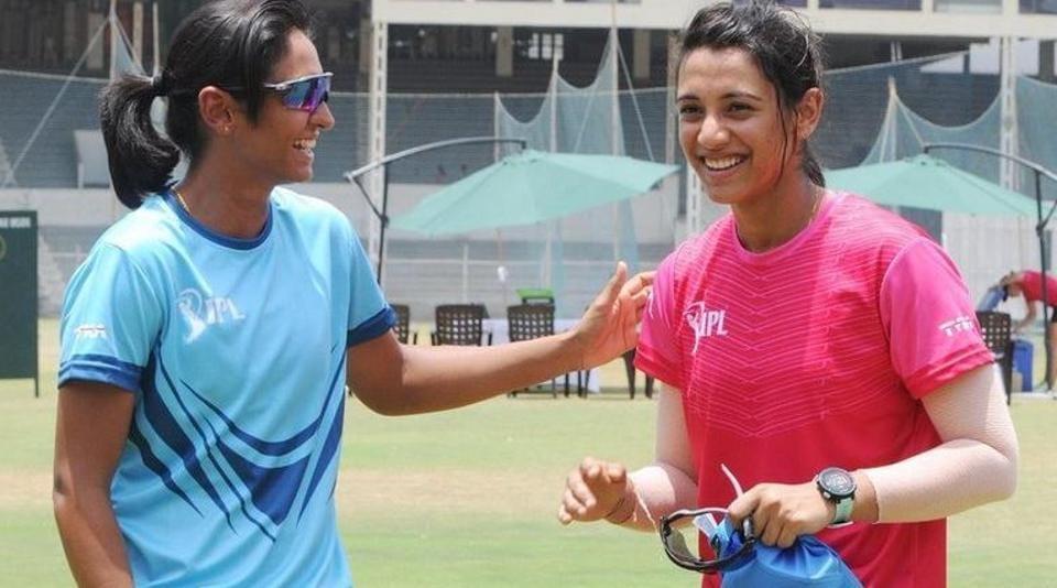 Women's T20 Challenge,Women's IPL,Smriti Mandhana