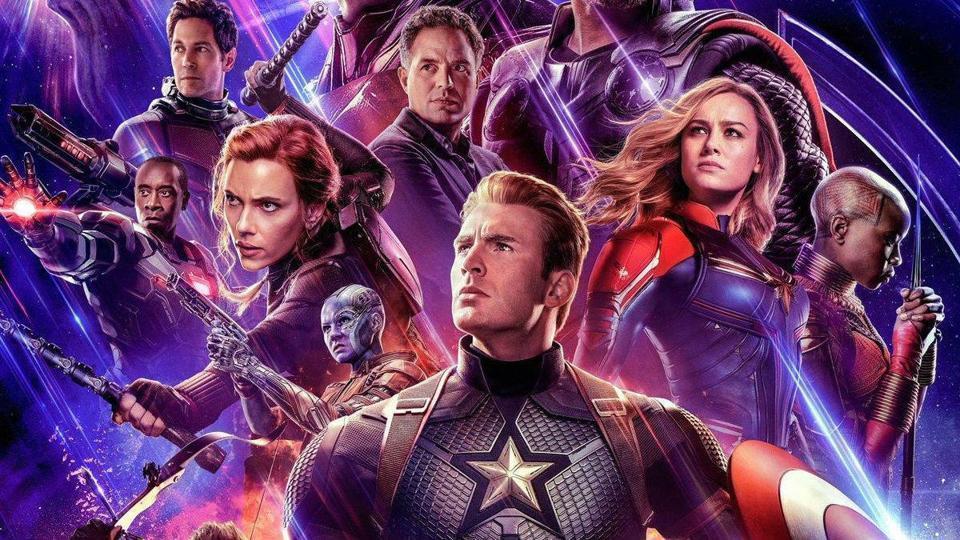 Avengers: Endgame,Marvel Cinematic Universe,Captain Marvel