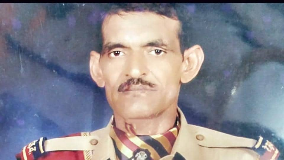 RPFconstable Jagbir Singh Rana was was patrolling the tracks between Adarsh Nagar and Aazadpur railway stations when the incident occurred.
