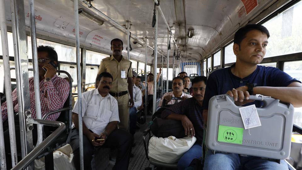 Preparation at Pune.