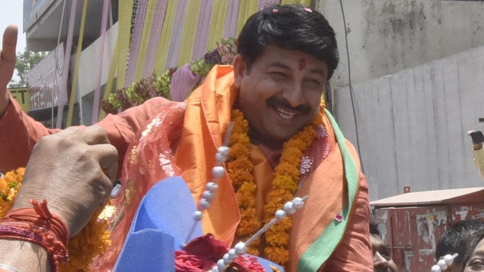 Manoj Tiwari richest among BJP and AAP's Delhi Lok Sabha