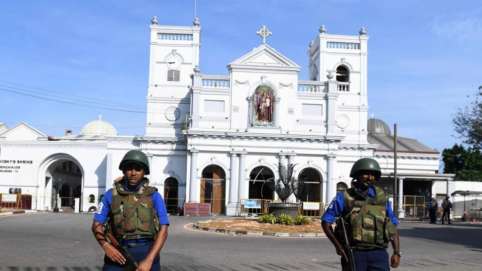 Sri Lanka blasts,Sri Lankan government,Easter Sunday