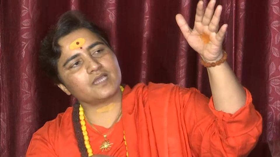 Pragya Thakue,plea,poll