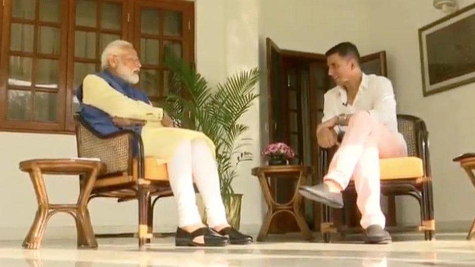 "Prime Minister Narendra Modi said he is wary of his words being ""twisted and misinterpreted for TRPs"" in an interview with Bollywood actor Akshay Kumar."