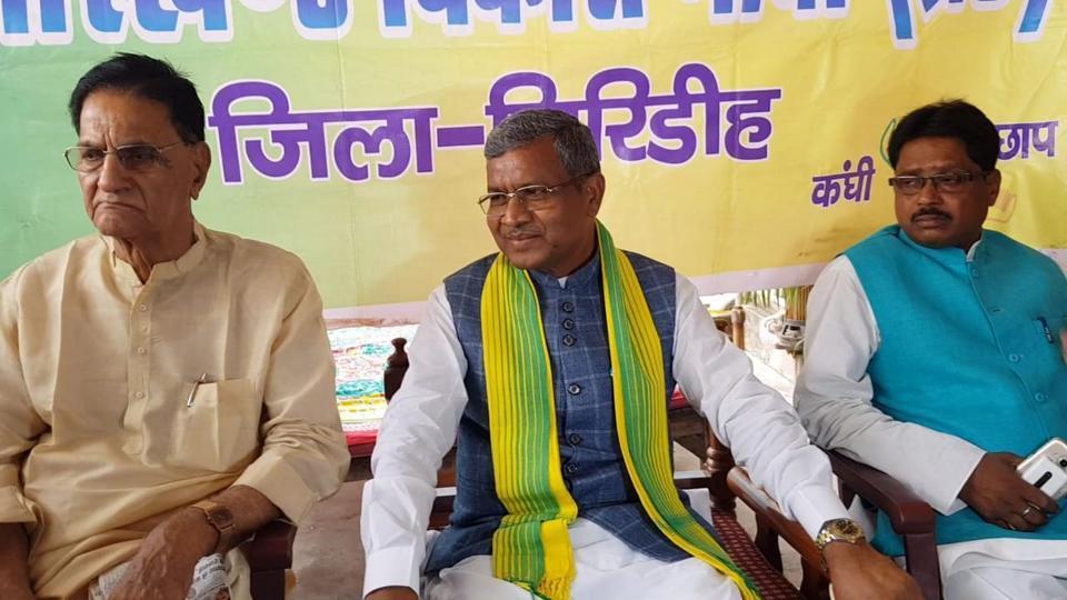 Got a death threat from Maoists: Jharkhand ex- CM Marandi