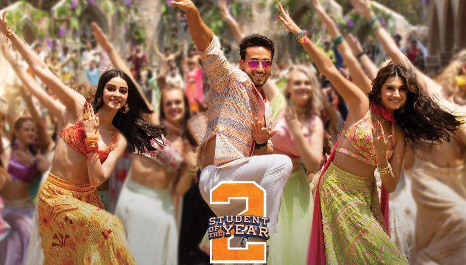 Student of The Year 2 song,Mumbai Dilli Di Kudiyaan,Student of The YYear 2