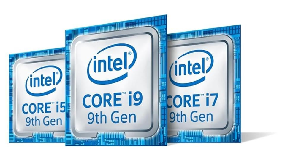 9th Gen Intel Core processors are coming to laptops