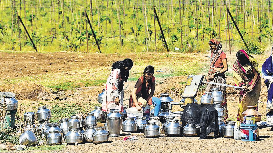 maharashtra,ghanichamata,dindori village