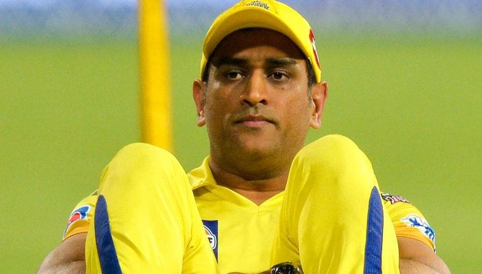 IPL2019: MS Dhoni gives an update on his back troubles ahead of World Cup