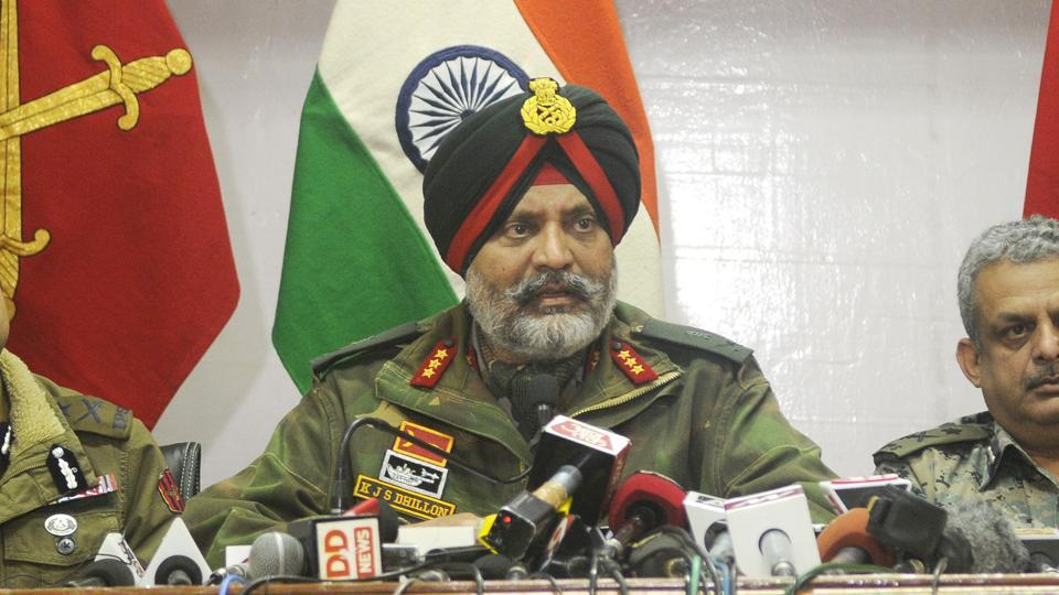 The GOC, 15 Corps also said that the operations against the militants will continue with full vigour.