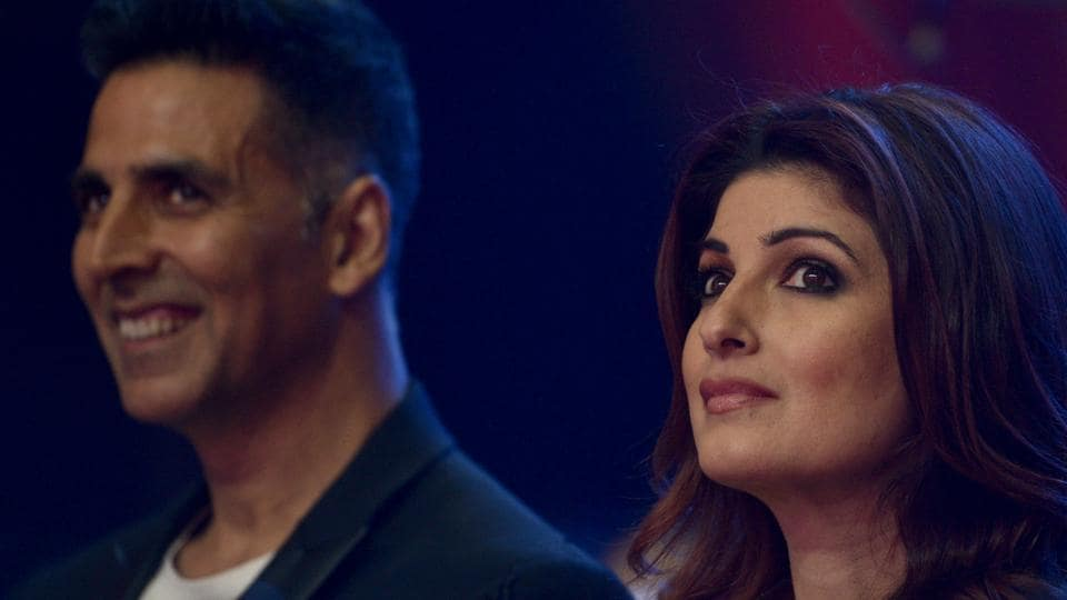 ce877d27012cc Twinkle Khanna reacts to PM Modi's joke that he helps maintain peace ...