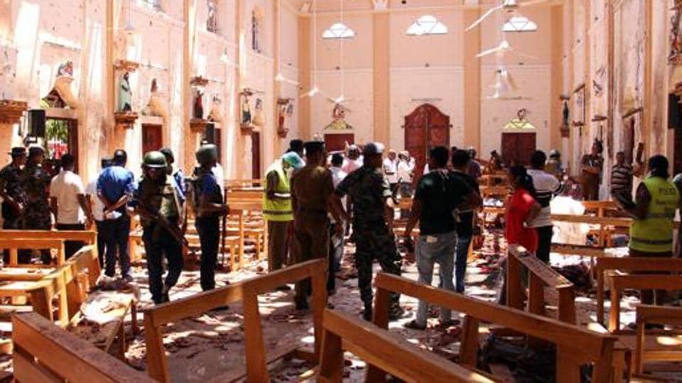 Sri Lanka bombings,Sri Lanka attack,Islamic State group