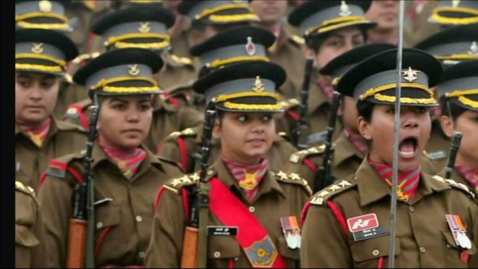 Women will be inducted in a graded manner to eventually comprise 20 per cent of total Corps of Military Police and their role would range from probing crime cases to assisting the Army in field operations wherever required.