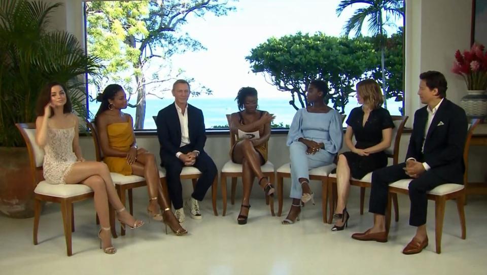 Bond 25,Rami Malek,Daniel Craig
