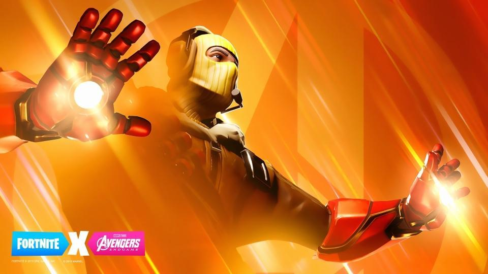 Fortnite's Avengers: Endgame crossover released