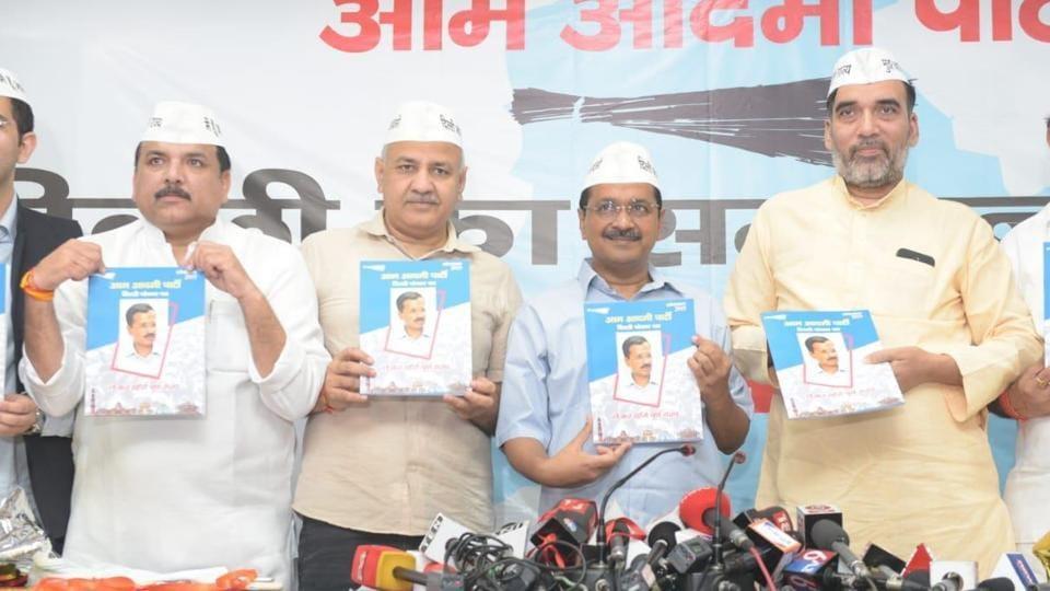 Lok Sabha elections 2019- 'If PM Modi returns…': Arvind Kejriwal jabs Rahul Gandhi for failed alliance talks