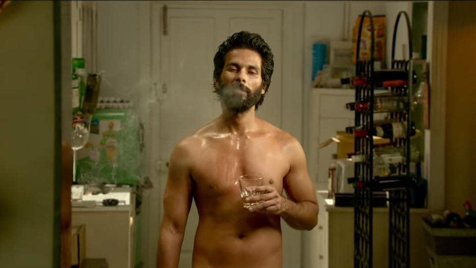 Shahid Kapoor's teaser for Kabir Singh garnered praise from the audience.