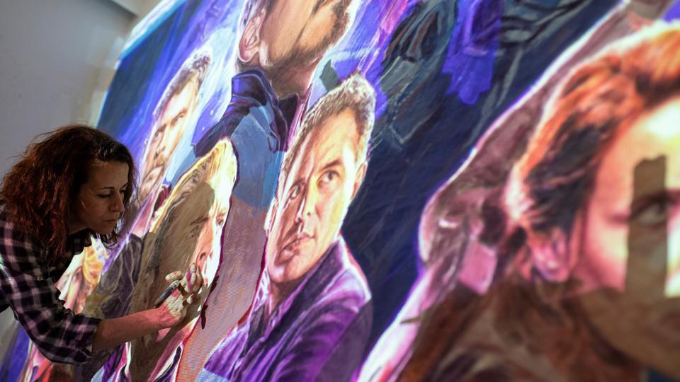 Avengers Endgame,Avengers Endgame Collections,Avengers Endgame Worldwide Collection