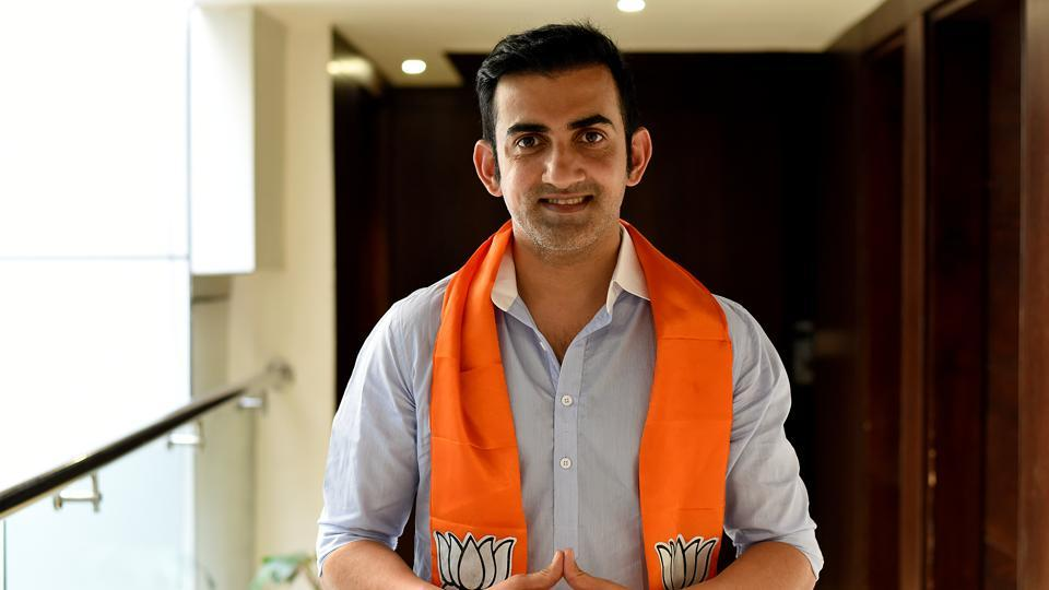Gambhir rejects outsider tag, says 'I'm a Delhi boy and that is enough'