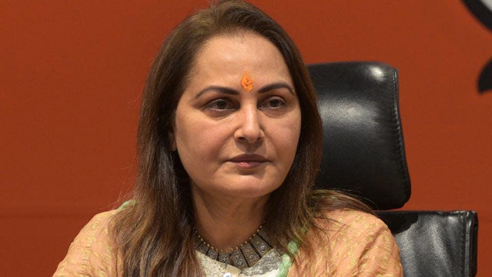 Azam Khan,Jaya Prada,2019 polls