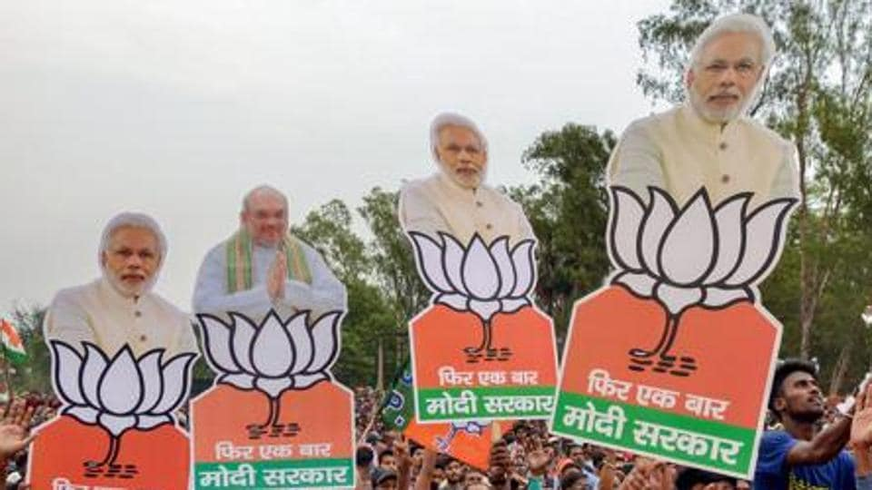 BJP contesting on 437 Lok Sabha seats, first time more than Congress