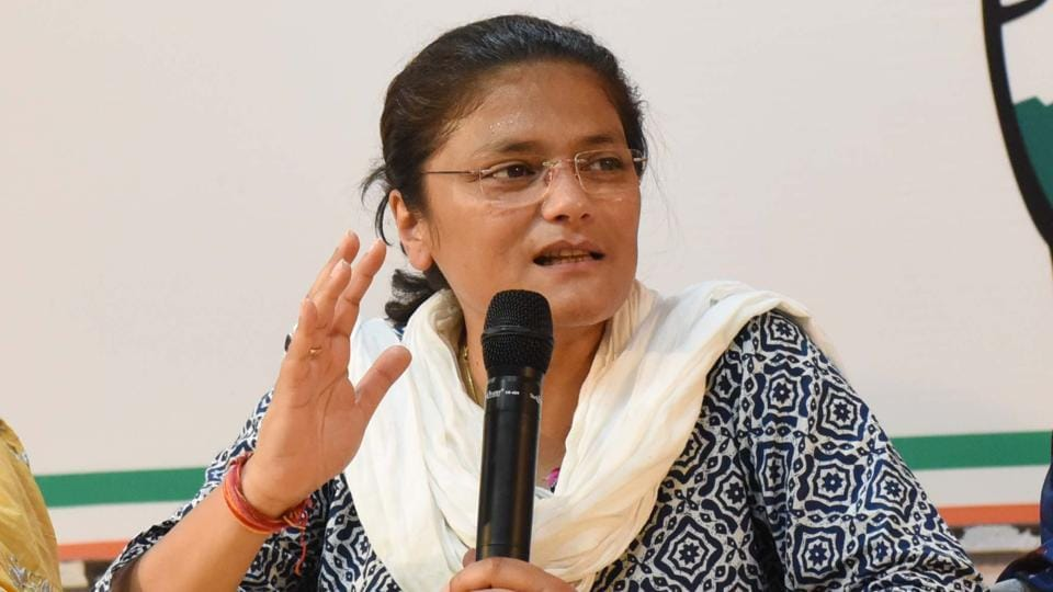 Sushmita Dev, national president of women's wing of the Congress, on Wednesday alleged the government did not release funds for the National Creche Scheme, which impacted women, keeping them away from the workforce.